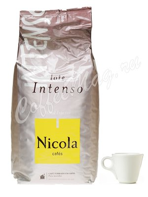 Кофе Nicola в зернах Intenso 1 кг