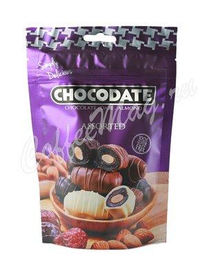 Шоколадные конфеты Chocodate Assorted 100 гр