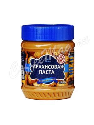 Паста АП Арахисовая кусочками арахиса 340 гр