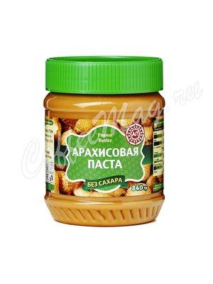 Паста АП Арахисовая без сахара 340 гр