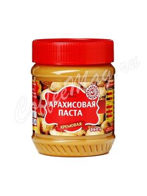 Паста АП Арахисовая кремовая 340 гр