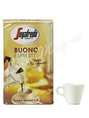 Кофе Segafredo молотый Buono 250 г