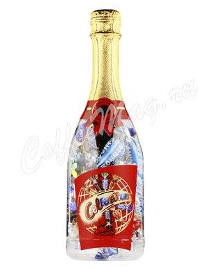Бутылка с конфетами Mars Celebration sparkling 320 гр