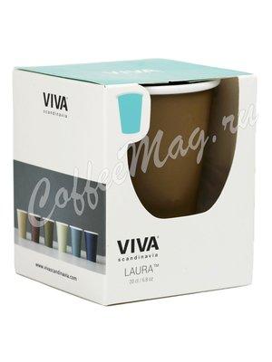 VIVA ANYTIME Laura Чайный стакан 0,2 л (V70052) Коричневый