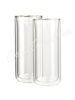 VIVA CLASSIC Термобокал (комплект 2 шт) 0,33 л (V37000) Прозрачное стекло