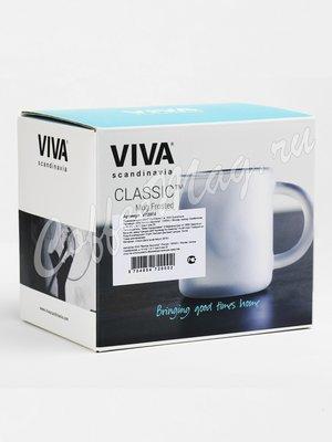 VIVA CLASSIC Термокружка матовая 0,38 л (V72000) матовое стекло