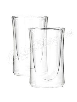 VIVA CURVE Термобокал (комлект 2шт) 0,2 л (V75500) Прозрачное стекло