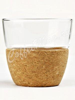 VIVA CORTICA Чайный стакан (комплект 2 шт) 0,2 л (V71200) Прозрачное стекло