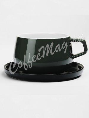 VIVA CLASSIC Ella Чайная чашка с блюдцем 0,3 л (V79747) Мятный