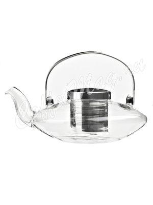 VIVA INFUSION Чайник заварочный с ситечком 0.58 л (V70500) Прозрачное стекло