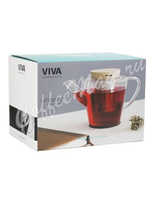 VIVA INFUSION Чайник заварочный с ситечком 1 л (V74900)