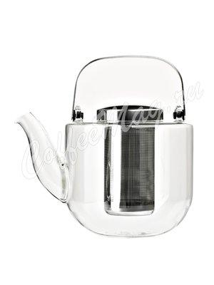 VIVA BJORN Чайник заварочный с ситечком 0.75 л (V34301) Прозрачное стекло