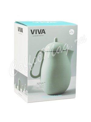 VIVA Nina Чайник заварочный с ситечком 1 л (V79802) Песочный