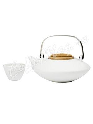VIVA PURE Чайный набор из 5 предметов (V75902) Белый