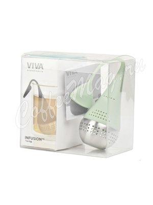 VIVA Infusion Egg Ситечко для заваривания чая (V39124) мятный