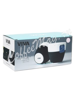 VIVA ANYTIME Чайный стакан (комплект 2шт) 0,3 л (V25420) розовый