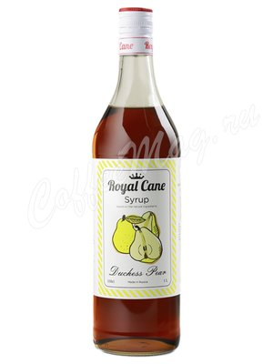 Сироп Royal Cane Груша 1 л