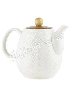 Чайник заварочный Lefard фарфор 1 л. (235-122)