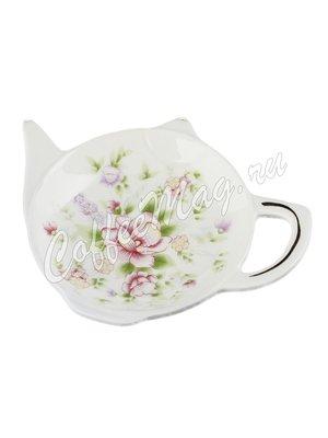 Подставка Екатерина под чайные пакетики (54-358)