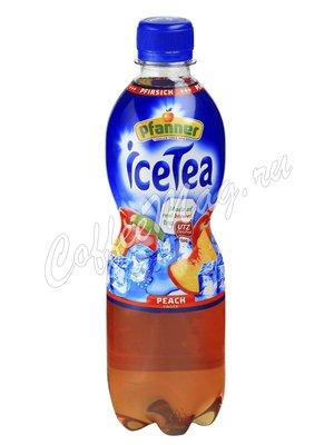 Холодный чай Pfanner Ice Tea Персик 500 мл