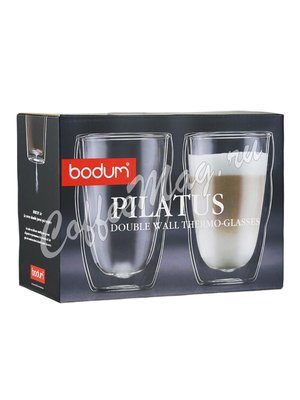 Набор термобокалов Bodum Pilatus 350 мл (10485-10)
