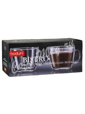 Набор термокружек для латте Bodum Bistro 450 мл (10608-10)