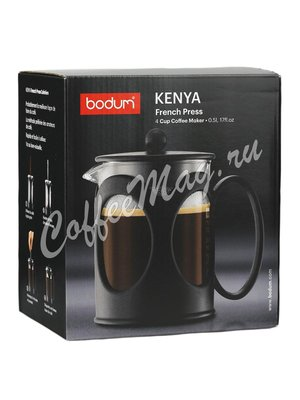 Френч-пресс Bodum Kenya черный 500 мл (10683-01)