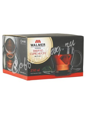 Чайная пара Walmer Cordial 250 мл (W37000205)