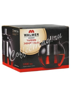 Чайник заварочный Walmer Wonder 1 л (W37000301)