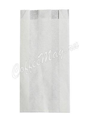 Пакет бумажный, плоское дно, 40 г Белый 90*40*205 (2500 шт)