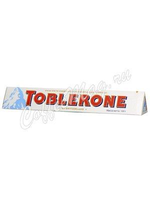 Шоколад Toblerone Белый 100 гр