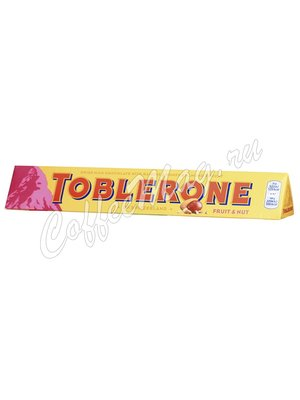 Шоколад Toblerone Fruit Nut 100 гр