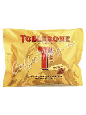 Шоколад Toblerone Tiny Milk Chocolate в пакете 200 гр