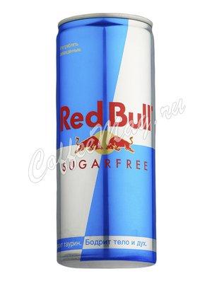 Энергетический напиток RedBull без сахара 0,25 л