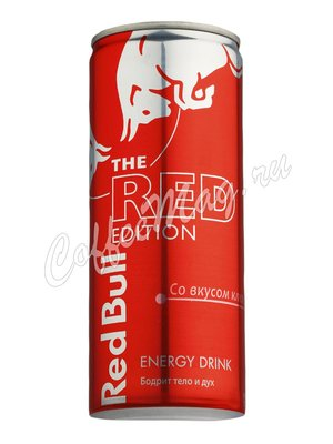 Энергетический напиток RedBull Red 0,25 л