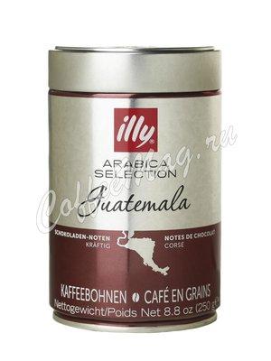 Кофе Illy в зернах Guatemala 250 г