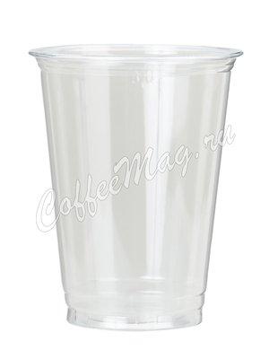 Стаканы Complement прозрачные пластиковые (d-92) для 420 мл (50шт)