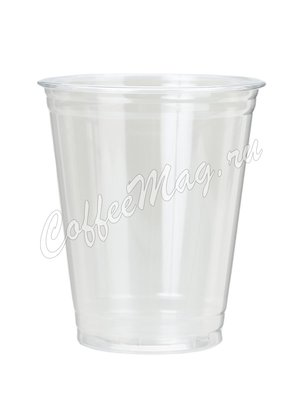 Стаканы Complement прозрачные пластиковые (d-92) для 350 мл (50шт)