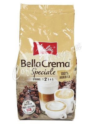 Кофе Melitta в зернах Bella Crema Speciale 1 кг