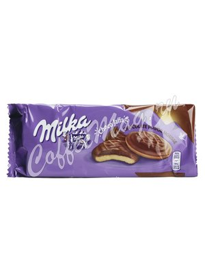 Печенье Milka Jaffa Chocolate 128 г