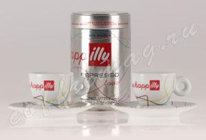 Подарочный набор Illy Live Happilly эспрессо