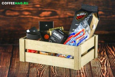Ящик салатовый 34х24х13 большой