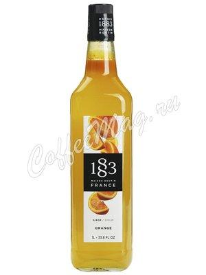 Сироп 1883 Maison Routin Апельсин 1л
