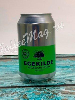 Напиток Egekilde Бузина и Лайм 330 мл