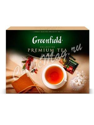 Greenfield Подарочный набор чая 120 пакетиков