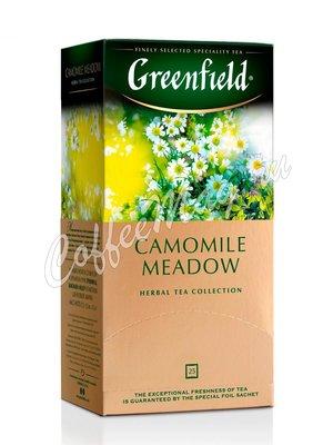 Чай Greenfield Camomile Meadow травяной в пакетиках 25 шт.