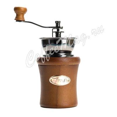 Кофемолка ручная деревянная ручка SL-288