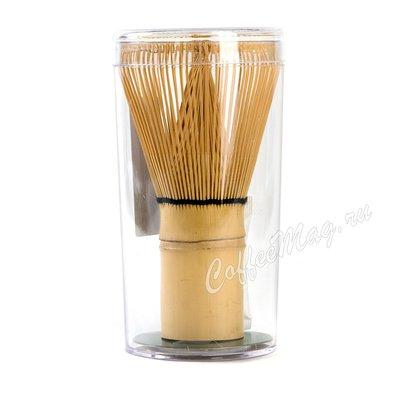Бамбуковый венчик для приготовления чая Матча
