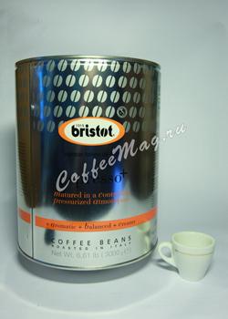 Кофе Bristot в зернах Espresso plus 2 кг