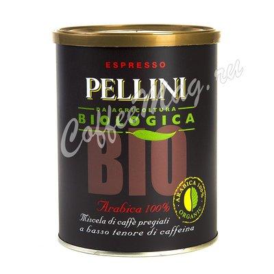 Кофе Pellini BIO молотый 250 г